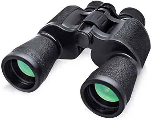 AQWESD Binoculares para Adultos Compact HD Professional/Waterproof Binoculars with Clear Weak Light Night Vision para pájaros, Viendo conciertos de Viaje