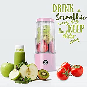 Portable Blender for Shakes and Smoothies,Protable Juicer, Milk Shakes cup Blander Jet,USB rechargeable Personal Blender,Bady Food Mixing Machine,Mini Juicer Blender