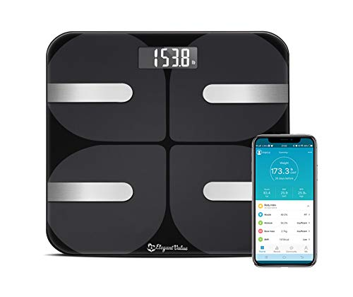 Save %40 Now! Smart Premium Body Fat Scale – 18 Measurements, Weight Loss Tracking & Watcher Devic...