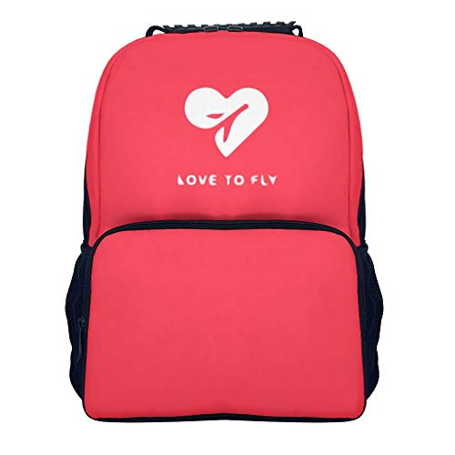Love, heart, charity, passion Love, heart, charity, passion Love, heart, charity, passion Children's Daypack Classic All Over Print Sports passion white onesize