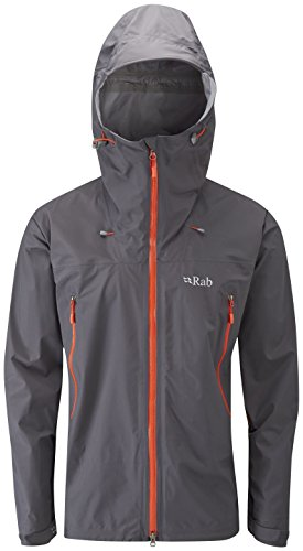 RAB Latok Alpine Jacket - Men's Graphene Medium