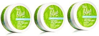 Lot of 3 Bath & Body Works True Blue Spa Cracked Heel Treatment Spa Size