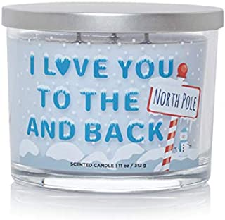 Chesapeake Bay Candle Sentiments jar Candle, Frozen Flannel