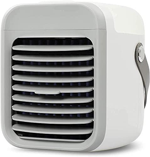 JackRuler Portable Air AC - Blast Auxiliary Akkubetriebene Mobile Klimageräte | Tragbare Klimaanlage Wohnung | Zimmer Klimaanlage & mobiles Klimagerät für den Innenraum | Leise klimagerät mobil