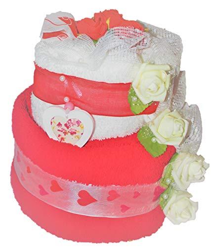 Asciugamano torte–Cesto in Vimini–G 025