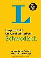 Langenscheidt Universal-Woerterbuch Schwedisch - mit Tipps fuer die Reise: Deutsch-Schwedisch/Schwedisch-Deutsch