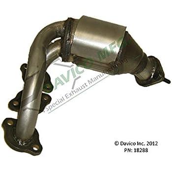 Non-CARB Compliant Bosal 096-2305 Catalytic Converter