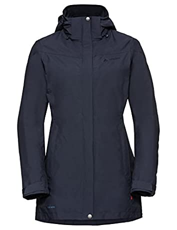 Vaude - Idris 3 in 1 Parka Jacke Damen