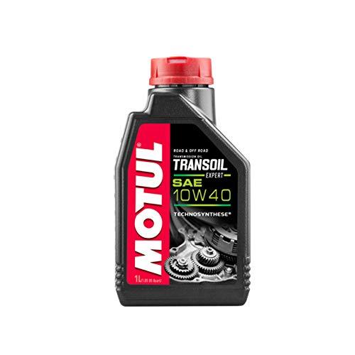Motodak Huile de Transmission MOTUL Transoil Expert 10W40 Semi-synthèse 1L