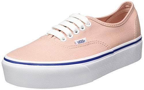 Vans Authentic Platform 2.0, Zapatillas para Mujer, Rosa (Pink Pink), 38 EU