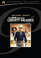 Man Who Shot Liberty Valance [DVD] [Import]