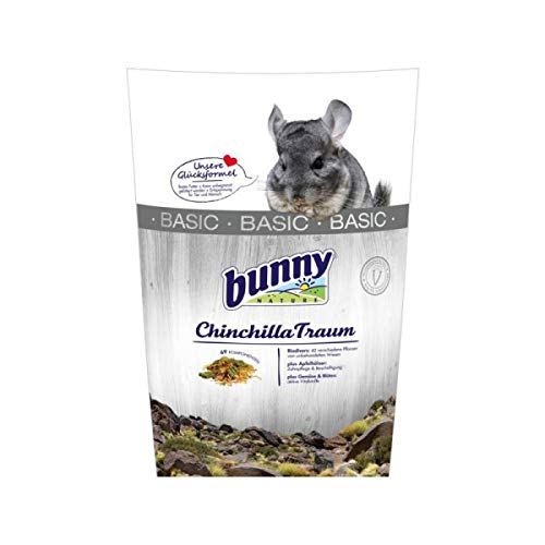 Bunny Nature ChinchillaTraum Basic - 1,2 kg