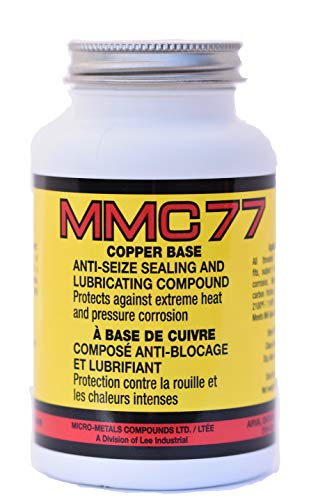 MMC77 Copper Base Anti-Seize Lubricant...