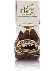 Ernesto Brusa Jengibre confitado bañado en Chocolate Negro y Cacao en Polvo - 155 gr