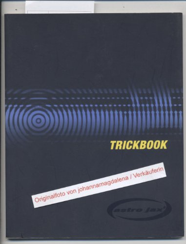 Active People Trick Book for Astrojax by Larry Shaw (2000-05-03)