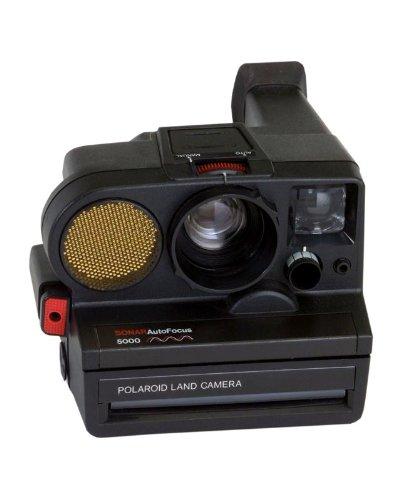 Polaroid 5000Sonar Autofokus Sofortbildkamera