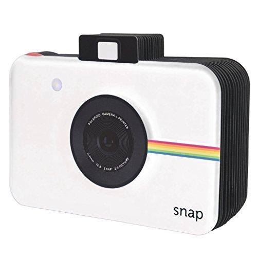 Polaroid Snap weiß Foto Album u. Sichtbuch–Foto-Album (228,6mm, 139,7mm, weiß, 10Blatt, 1Stück (S))