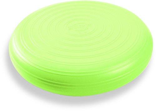 Stott Pilates - Cojín de equilibrio para pilates verde verde Talla:Regular 14-Inch