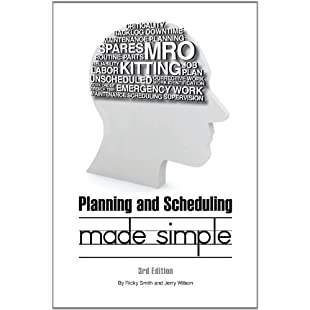 Planning & Scheduling Made Simple