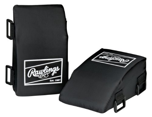 RAWLINGS Baseball Protective Catchers Gear Equipo Protector de béisbol, Unisex Adulto, Multicolor, Talla única