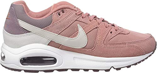 Nike Damen Women's Air Max Command Shoe Sneakers, Mehrfarbig (600 Rosa), 39 EU