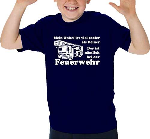 Feuer1 T-shirt pour enfant avec inscription en allemand \