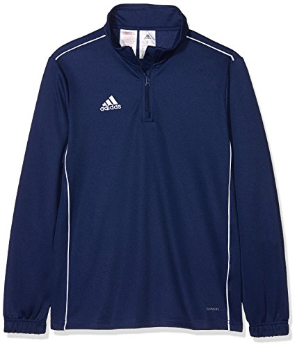 adidas Core18 Tr Top Y - dkblue/white,128