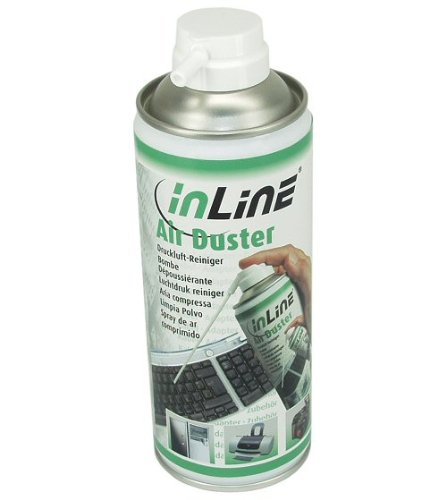 Spray antipolvere Inline ad aria compressa- 400 ml