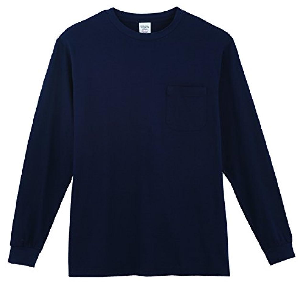 寓話好色なありふれたCO-COS コーコス 3008 13ブラック 長袖Tシャツ Mサイズ