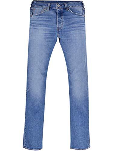 Levi's 501 Levi'soriginal B&t Jeans, Ironwood Overt, 40W/38L para Hombre