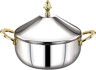 Blackstone Hot Pot Stainless Steel Casserole Rima (3500 ML)