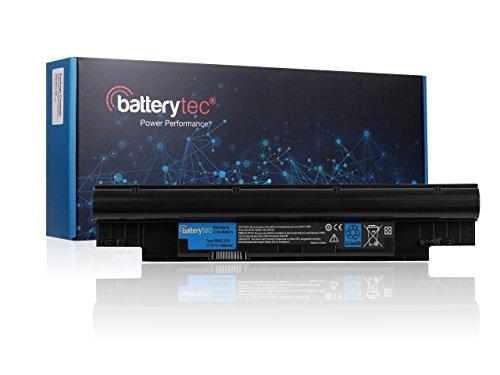 Batterytec® Relacement Batterie d'ordinateur Portable pour Dell Inspiron 13Z N311z 14Z N411z Vostro V131 V131D V131R 268X5 N2DN5 JD41Y H2XW1 H7XW1 312-1257 [11.1V 4400mAh 12 Mois de Garantie]