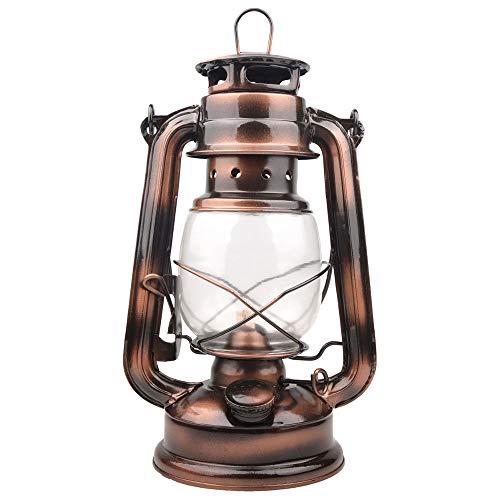 Pumpumly 2 unids lámpara de aceite linterna ardiente retro queroseno lámparas tormenta linterna luces camping al aire libre luces para el hogar al aire libre patio decoración regalo