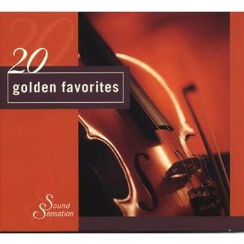 20 Golden Favorites