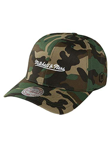 Mitchell & Ness Homme Casquettes / Casquette Snapback & Strapback 110 The Camo & Suede