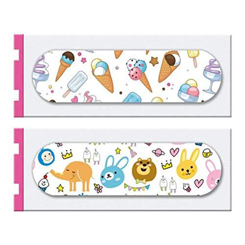 Estrella-L Cartoon-Band-Hilfe für weibliche Mädchen, niedlicher koreanischer Stil, Kinder, atmungsaktiv, wasserdicht, blutstillend, elastisch, Wundpflege