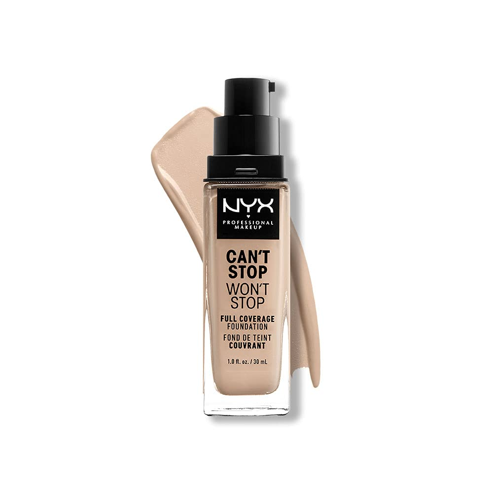 NYX PROFESSIONAL MAKEUP Can't Stop El Paso Mall 24h Won't Foundation Fu Limited time for free shipping