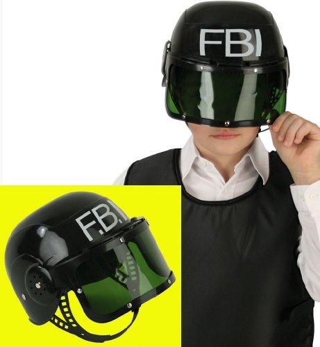 Casques pour les enfants du FBI