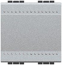 6572550014 Bticino lna4802m4bi placa 2+2+2+2 mod blanco livinglight Ref