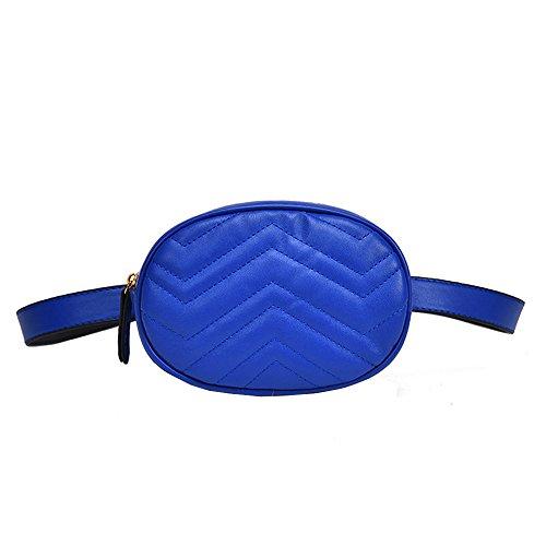 VECDY Damen Shopper Tasche Mode Frauen Reine Farbe Leder Messenger Schultertasche Brusttasche aus Leder Schultertasche Umhängetasche