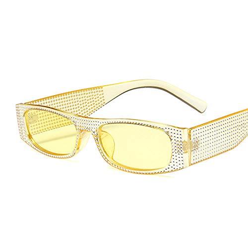 U/N Gafas de Sol cuadradas pequeñas de Moda para Mujer, Gafas de Sol, Tendencia Femenina, Fiesta-8