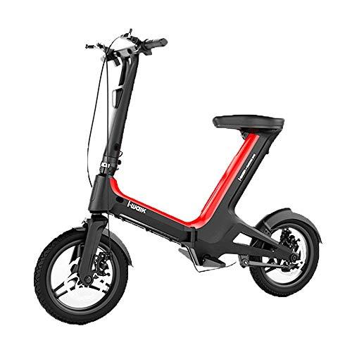 DONG 350W Faltbarer elektrischer Roller für Erwachsene bewegliche kleinen Ultra Light/Handy Bluetooth Entriegeln Der maximale Belastbarkeit 100kg, 35 km,35KM