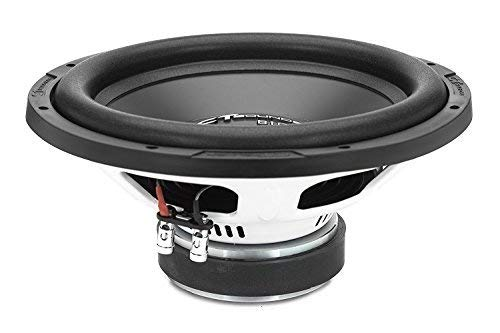 CT SOUNDS 12 Inch Car Subwoofer- Dual 4 ohm Impedance, 2'' Voice Coil, 250W RMS, 500W MAX Power Capacity, Rubber Surrounded, Versatile and Powerful Base subs, Easy Mounting, Bio 2.0 12 D4