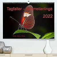 Tagfalter Schmetterlinge (Premium, hochwertiger DIN A2 Wandkalender 2022, Kunstdruck in Hochglanz): Die filigranen Flieger in faszinierenden Bildern (Monatskalender, 14 Seiten )