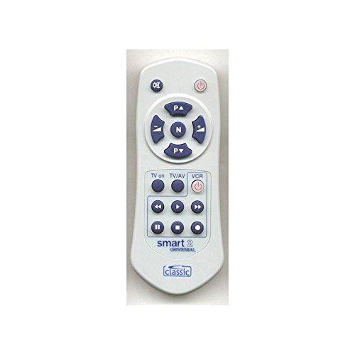 PIEZA DE FABRICANTE SMART2-MANDO A DISTANCIA UNIVERSAL, TV VCR CLASSIC