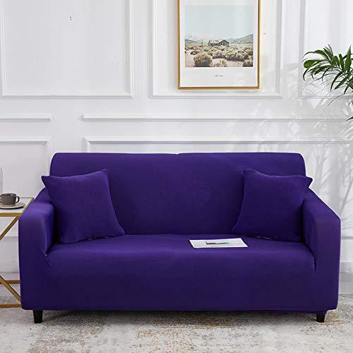 B/H 3 Plaza Funda de Sofá Elástico Cubierta,Funda de sofá elástica Fundas de sofá Todo Incluido para Sala de Estar Funda de sofá-5_190-230cm_China,Sillón Elastano Fundas de Sofá
