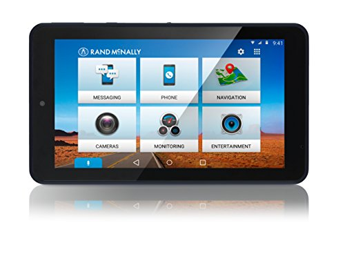 Rand McNally OverDryve 7C Portable Vehicle GPS Unit