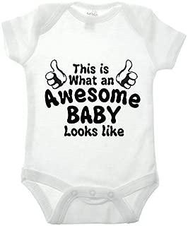 Bullshirt Awesome Baby Babygrow