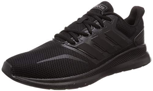 adidas Damen Runfalcon Traillaufschuhe, Schwarz (Core Black/Core Black/Core Black F36216), 40 2/3 EU