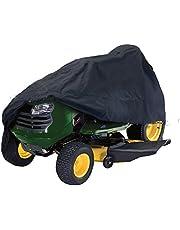 Grasmaaier Cover, Gazon Tractor Cover Heavy Duty Waterdichte Oxford Doek Anti-UV Protector Duurzaam 210D Stofdicht voor Tuin Outdoor (L)